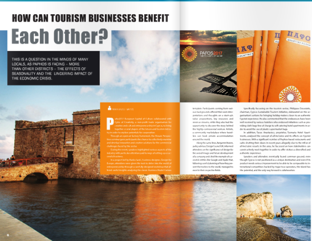 HOW CAN TOURISM BUSINESS BENEFIT EACH OTHER - Mini report 3